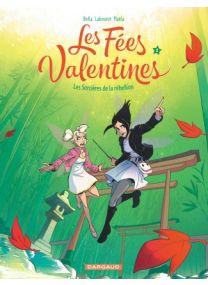 Les Fées Valentines Tome 5 - Dargaud