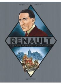 Renault, Tome 0 : Renault - Le Lombard