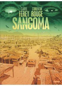 Sangoma, les Damnés de Cape Town - Glénat
