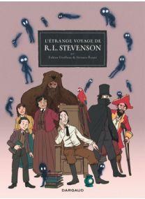 L'étrange voyage de R. L. Stevenson - Dargaud