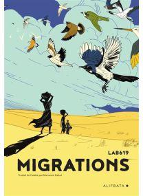 Migrations dessiner l'exil -