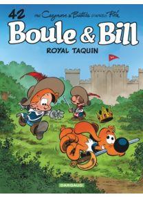 Boule & Bill - Royal taquin - Dargaud