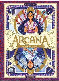 Arcana - Le coven du tarot -