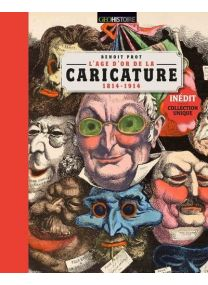 L'âge d'or de la caricature (1814-1914) -