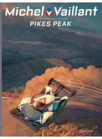 Michel Vaillant - Pikes Peak -