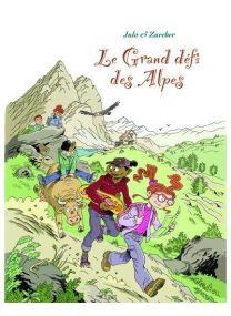 Le grand défi des Alpes - Mosquito