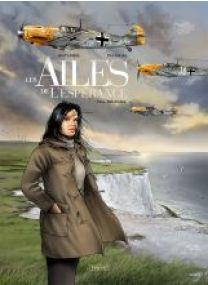 AILES DE L'ESPERANCE (LES) - LES AILES DE L'ESPERANCE - T2 - DEMONS - Les éditions Paquet