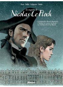 Les enquêtes de Nicolas Le Floch - Intégrale ( T1 à T3) -