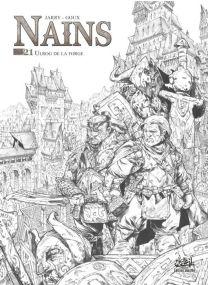 Nains T21 - Édition NB - Soleil