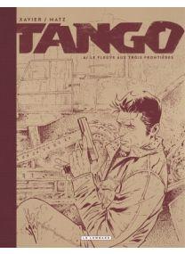 Tango, Tome 6 : Le fleuve aux trois frontières -  Édition noir & blanc - Le Lombard