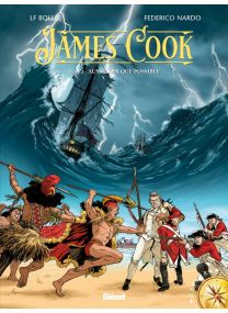 James Cook - Aussi loin que possible - Glénat