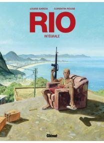 Rio - Intégrale - Glénat