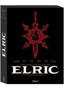 Elric - coffret - Coffret Tomes 01 à 04 - Glénat