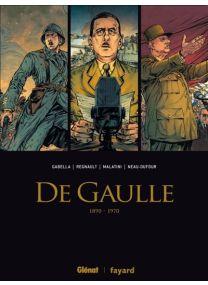 De Gaulle - Coffret - Glénat