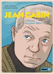 L'Homme aux yeux bleus - Jean Gabin - Glénat