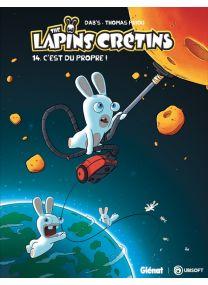 Les Lapins Crétins - C'est du propre ! - Glénat