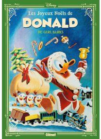 La dynastie Donald Duck - Les Joyeux Noëls de Donald - Glénat