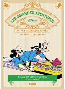 Les grandes aventures de Romano Scarpa - 1964/1965 - Glénat
