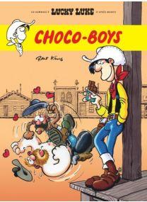 Choco-boys - Dargaud