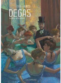 Degas, Tome 0 : Degas, La danse de la solitude - Le Lombard