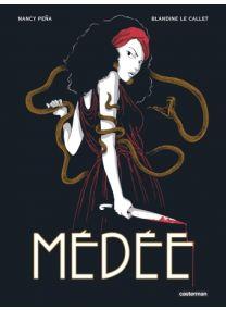 Médée, l'intégrale - Casterman