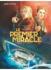 Le Premier miracle - Tome 01 - Glénat