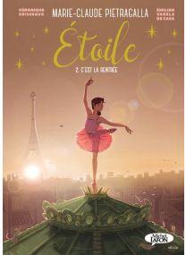 Etoile - tome 2 (BD) - Michel LAFON