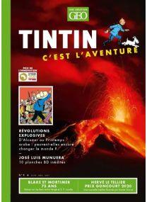 Tintin c'est l'aventure T9 : la révolution -