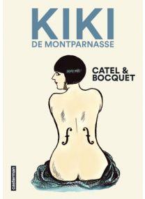 Kiki de Montparnasse - Casterman