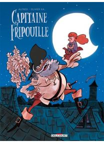 Capitaine Fripouille - Delcourt
