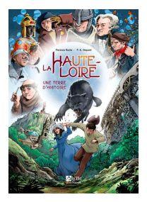 BD Haute Loire une terre d'histoire -