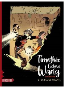 Timothée Octave Wang - La statue vivante -