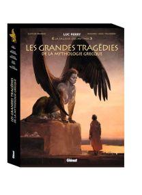 OEdipe / Antigone / Dédale et Icare - Les Grandes Tragédies de la mythologie grecque - Glénat