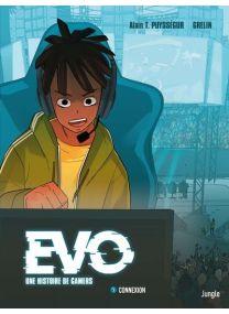 Evo, une histoire de Gamers - tome 1 Connexion - Jungle