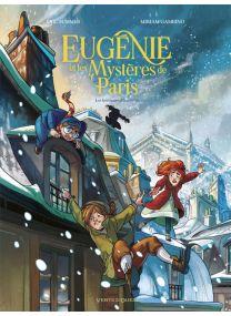 Eugénie et les mystères de Paris - Tome 02 - Glénat