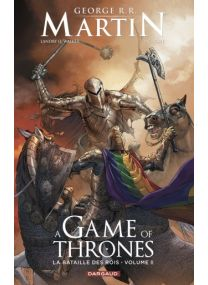 A Game of Thrones - La Bataille des rois Tome 2 - Dargaud