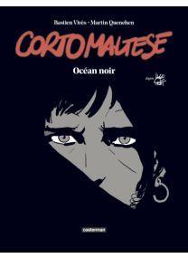 Corto Maltese - édition luxe : Océan noir - Casterman