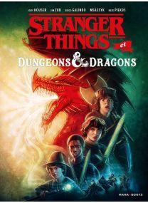 Stranger things et Dungeons & dragons -