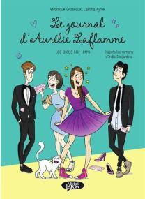 Le journal d'Aurélie Laflamme - tome 5 - Michel LAFON