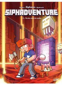 Siphadventure - Perdus dans le nether - Soleil