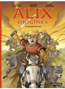 Alix origines : Tome 2 - Le peuple du feu - Casterman
