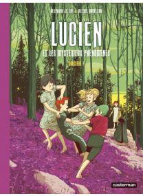 Lucien et les mystérieux phénomènes : Tome 3 - Sorcière ! - Casterman