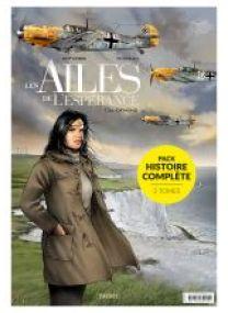 AILES DE L'ESPERANCE (LES) - LES AILES DE L'ESPERANCE - Pack histoire complète - Les éditions Paquet
