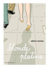 Blonde platine NED - Delcourt