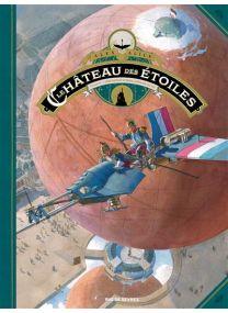 L'exposition interplanétaire de 1875 - Le château des étoiles - tome 6 (grand format) - Rue De Sèvres