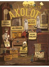 Axolot T05 - Delcourt