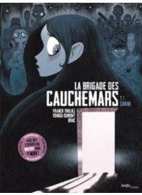 Collector La Brigade des cauchemars - tome 1 Sarah - Jungle