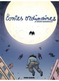 Contes ordinaires - coffret tomes 01 et 02 + Ex-Libris -