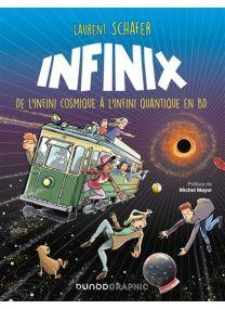 De l'infini cosmique à l'infini quantique en BD - Infinix -