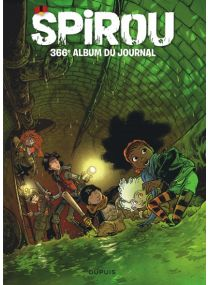 Recueil Spirou : TOME366 - Dupuis